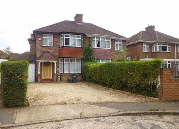 Avenue Gardens, Hounslow TW5. 3 bed semi-detached house