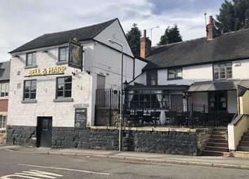 Thumbnail Pub/bar for sale in Bell & Harp, Bell & Harp, Alfreton Road, Little Eaton, Derby, Derbyshire