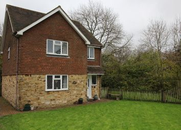 Thumbnail 4 bed detached house to rent in Dewlands Hill, Crowborough