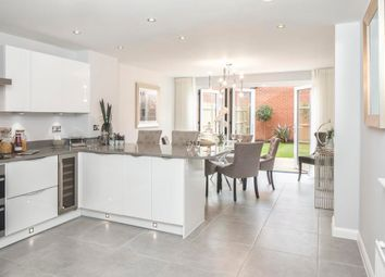 """4 bed terraced house for sale in """"Violet"""" at Louisburg Avenue, Bordon GU35"""
