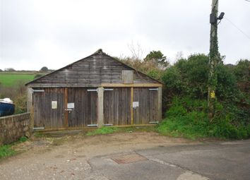Thumbnail Parking/garage for sale in Nancledra, Penzance