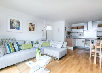 Thumbnail 1 bedroom flat for sale in Southstand Apartments, Highbury Stadium Square, London