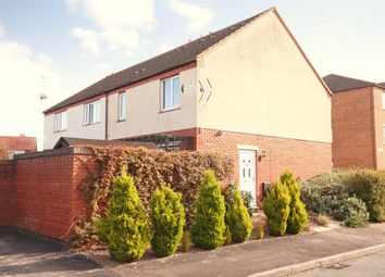 Thumbnail 1 bed semi-detached house for sale in Vervain Close, Churchdown, Gloucester