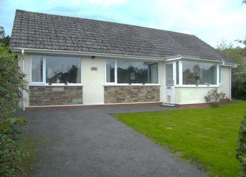 Thumbnail 3 bed bungalow for sale in Lower Tremar, Liskeard, Cornwall