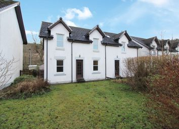 Thumbnail 3 bed semi-detached house for sale in 5 Creag Ghlas, Cairnbaan, By Lochgilphead