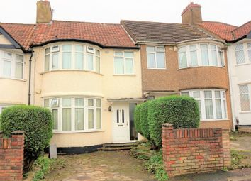 Thumbnail 3 bed terraced house for sale in Wakemans Hill Avenue, Kingsbury