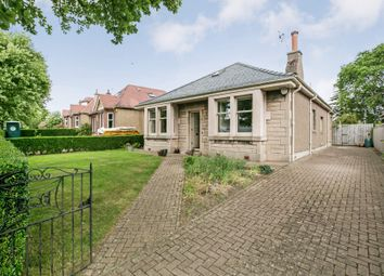 Thumbnail 4 bed detached house for sale in Strachan Road, Edinburgh