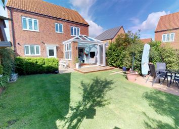 Thumbnail 4 bed detached house for sale in Goldfinch Road, Easington Lane, Houghton Le Spring
