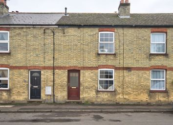 Thumbnail 2 bed terraced house for sale in Main Street, Little Downham, Ely