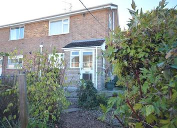 Thumbnail 3 bedroom semi-detached house for sale in Bennett Close, Alphington, Exeter, Devon