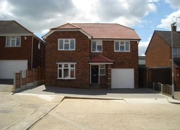 Thumbnail 4 bed detached house to rent in Southcliff, Benfleet, Essex