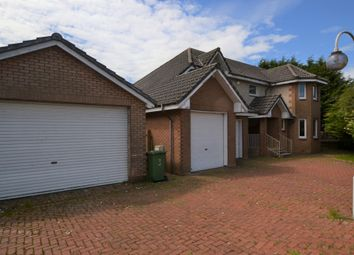 Thumbnail 5 bed detached house for sale in Broadlees Gardens, Strathaven, Lanarkshire
