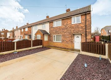 Thumbnail 3 bed terraced house for sale in Petersgate, Doncaster