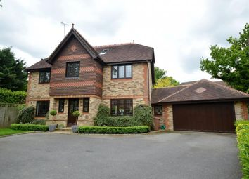 Thumbnail 5 bed detached house for sale in Wheeler Close, Wokingham