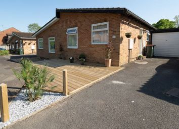 Thumbnail 2 bed semi-detached bungalow for sale in Lanercost Road, Southgate, Crawley, West Sussex