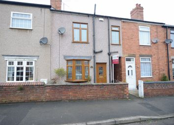 Thumbnail 2 bed terraced house for sale in Grove Street, Hasland, Chesterfield