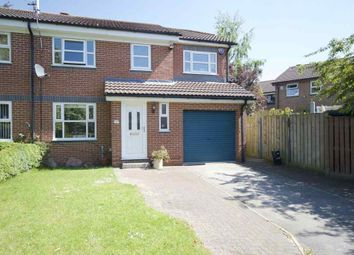 Thumbnail 4 bed semi-detached house to rent in Askham Lane, York