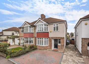 Thumbnail 3 bed semi-detached house for sale in Agaton Road, London
