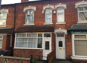 Thumbnail 3 bed terraced house for sale in Frederick Road, Stechford