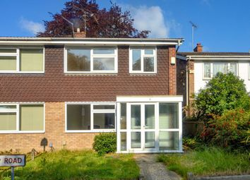 Thumbnail 3 bed property to rent in Althorp Road, St Albans, Herts