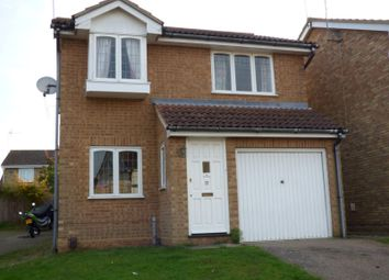 Thumbnail 3 bedroom detached house to rent in Houghton Place, Rushmere St Andrew, Ipswich