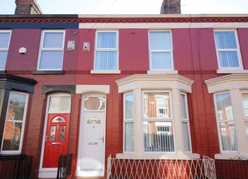 Thumbnail 3 bed terraced house for sale in Sandhurst Street, Aigburth, Liverpool