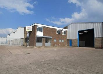Thumbnail Light industrial to let in Unit 4, Shaw Road, Bushbury, Wolverhampton