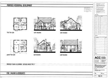 Thumbnail 4 bed detached house for sale in Barton Road, Welford On Avon, Stratford-Upon-Avon