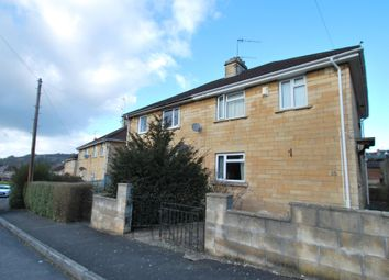 Thumbnail 3 bed property to rent in Rudmore Park, Bath