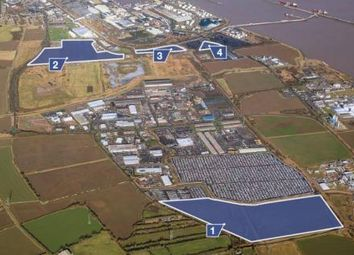 Thumbnail Land to let in Site B, Plot 2, N Quay, Grimsby Dock, Grimsby, North East Lincolnshire