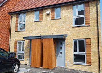 Thumbnail 3 bed property to rent in John Amoor Lane, Ashford