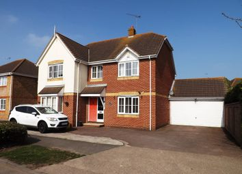 Thumbnail 4 bed detached house for sale in Thorney Bay Road, Canvey Island