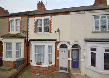 Thumbnail 2 bed terraced house for sale in Glan-Y-Mor Terrace, Kingsthorpe, Northampton
