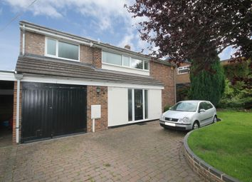 Thumbnail 4 bed detached house to rent in Paddock Close, Castle Donington, Derby