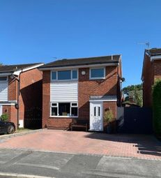 Thumbnail 3 bed detached house for sale in Long Croft Lane, Cheadle Hulme, Cheshire