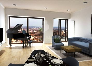 Thumbnail 2 bed flat for sale in The Royal Wharf, North Woolwich Road, London