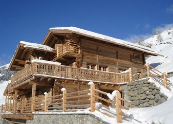 Thumbnail 6 bed chalet for sale in Sonalon, Verbier, Switzerland