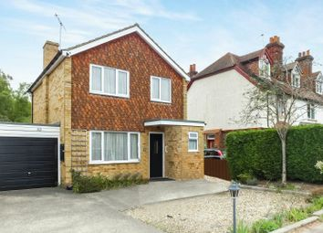 Thumbnail 3 bed detached house for sale in Send Road, Send, Woking