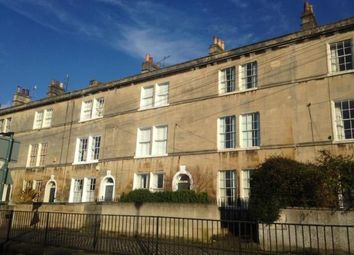 Thumbnail 1 bed flat for sale in Caroline Buildings, Bath