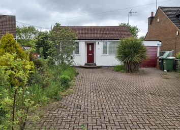 Thumbnail 2 bed detached bungalow for sale in Gipsy Lane, Irchester, Wellingborough