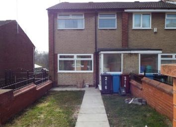 Thumbnail 3 bedroom end terrace house for sale in Culcheth Lane, Clayton Bridge, Manchester, Greater Manchester