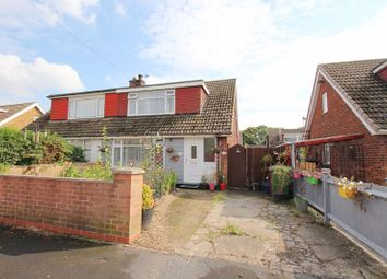 Thumbnail 3 bed semi-detached bungalow for sale in Hawkins Way, South Killingholme, Immingham