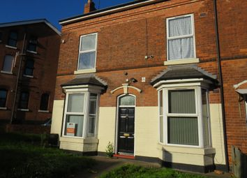 Thumbnail 5 bed end terrace house for sale in Wellington Road, Handsworth, Birmingham