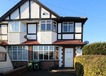 Thumbnail 3 bed property to rent in Evelyn Crescent, Sunbury-On-Thames