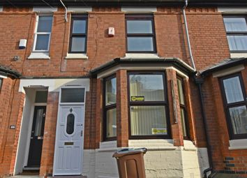 Thumbnail 2 bedroom end terrace house to rent in Ilkeston Road, Nottingham
