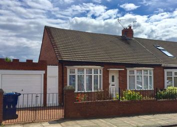 Thumbnail 2 bed semi-detached bungalow for sale in Reading Road, South Shields