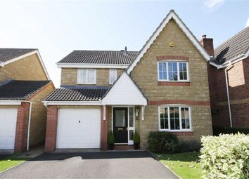 Thumbnail 4 bed detached house for sale in Fallow Field Close, Chippenham, Wiltshire