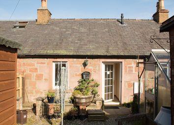Thumbnail 3 bed terraced bungalow to rent in Poplar Row, Northmuir, Kirriemuir