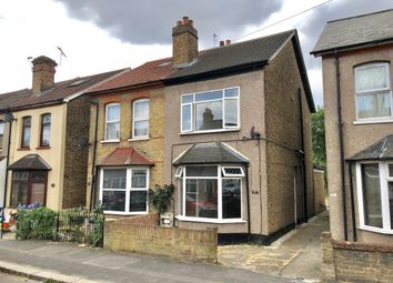Thumbnail 3 bed semi-detached house to rent in Willow Street, Romford