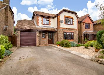Thumbnail 4 bed detached house for sale in Beacons Close, Rogerstone, Newport